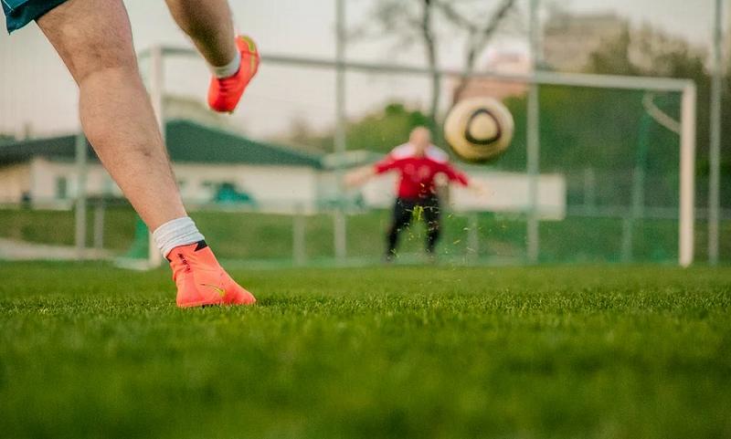 кипербол футбол игра поле пикс