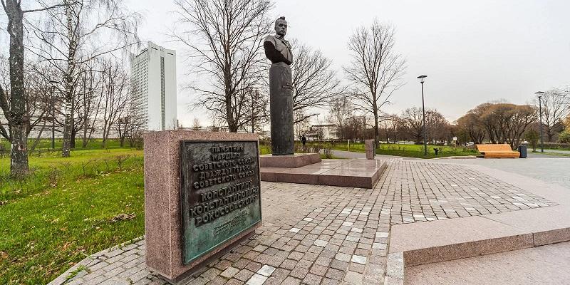 парк победы меморал вов ветераны