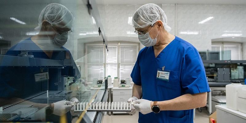 тест исследование коронавирус мосру