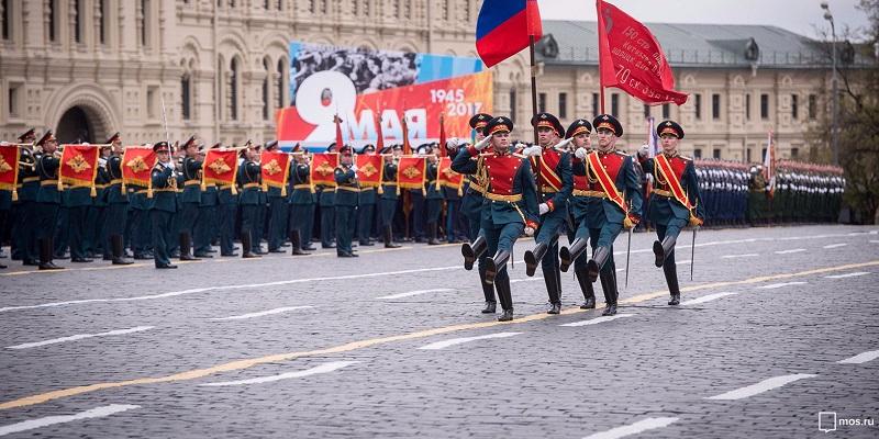 парад победы великая отечественна война 9 мая мос ру