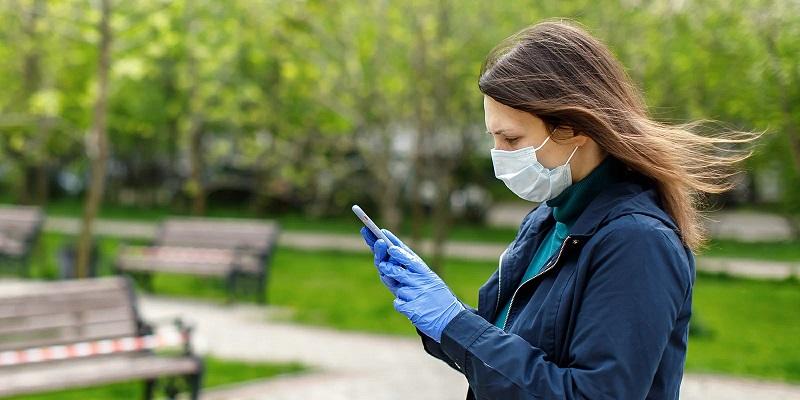 коронавирус маска самоизяолция онлайн смартфон мос ру
