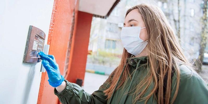 медицинские маски печатки коронавирус волонтеры мос ру