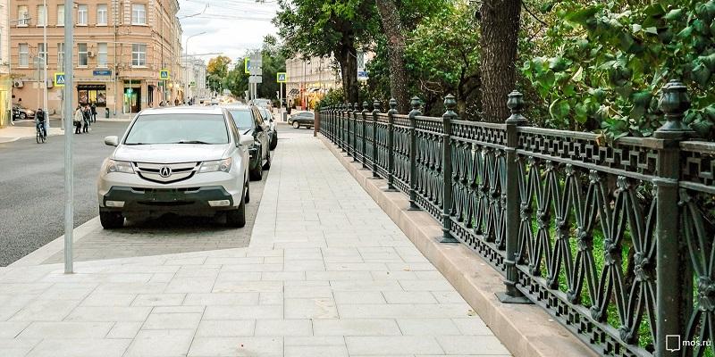 парковки московский паркинг машины мос ру