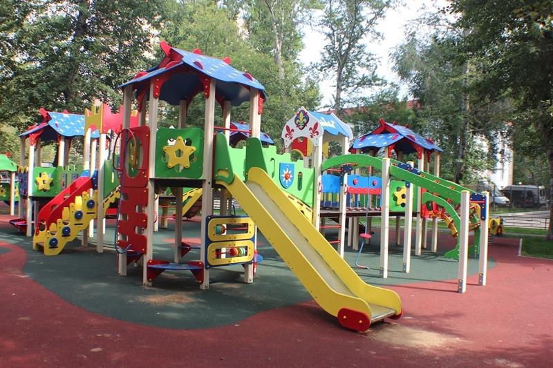 Детская площадка благоустройство