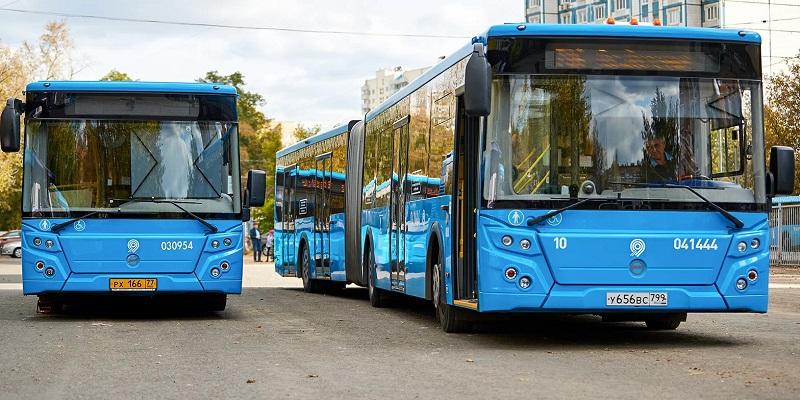 автобусы мос ру