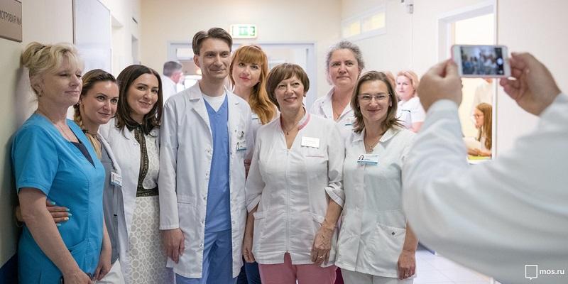 медработники врачи мос ру