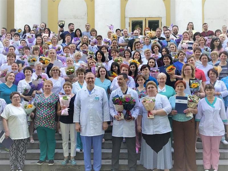 павловская болница врачи пресс-служба