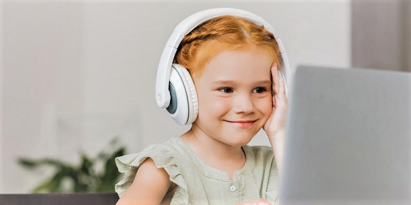 девочка дети компьютер онлайн вирутальный мос ру