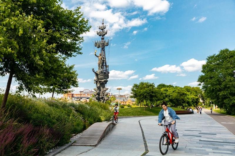 велосипед-прогулка-лес-пруд-мос-ру 2