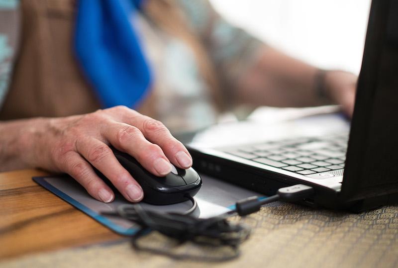 данновость за компьютером онлайн