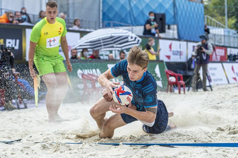 пляжное регби спорт