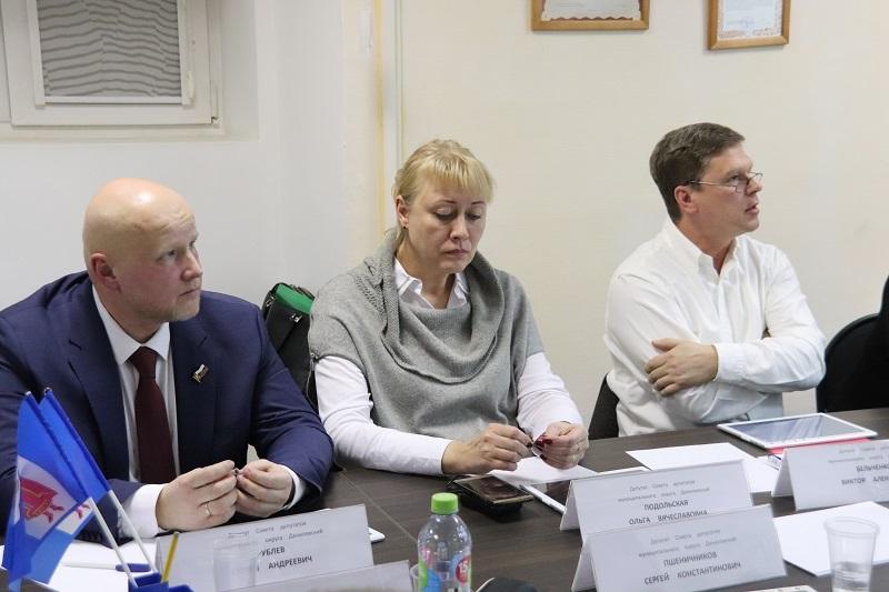 Даниловский-новость заседение встреча с жителями
