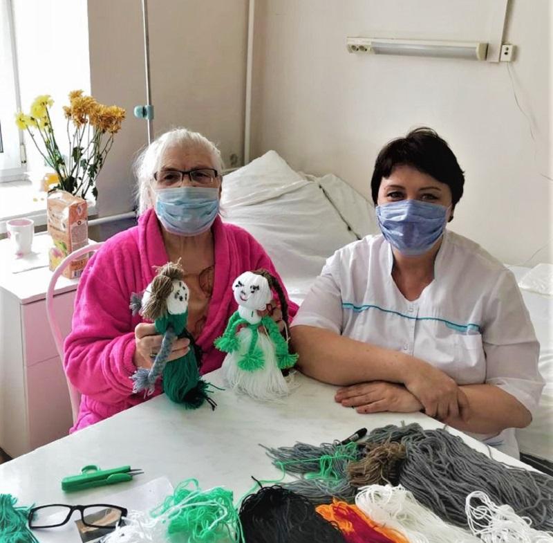 павловская больница арт терапия
