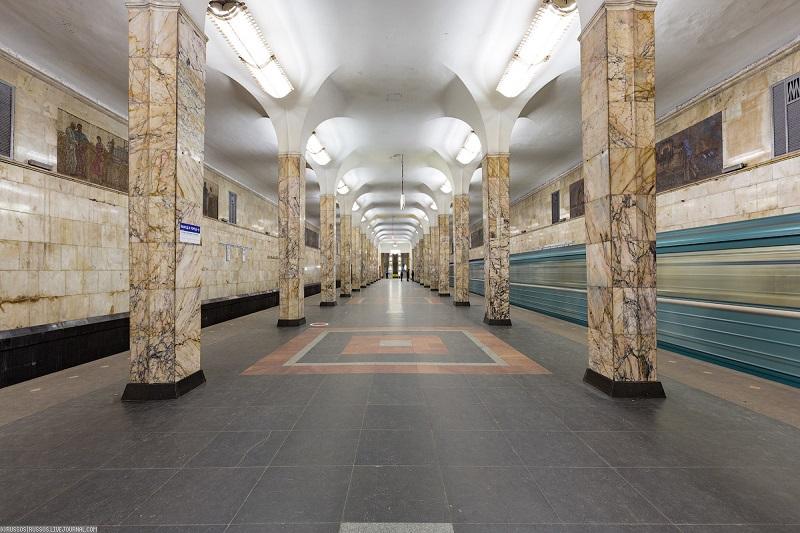 Даниловский-новость метро