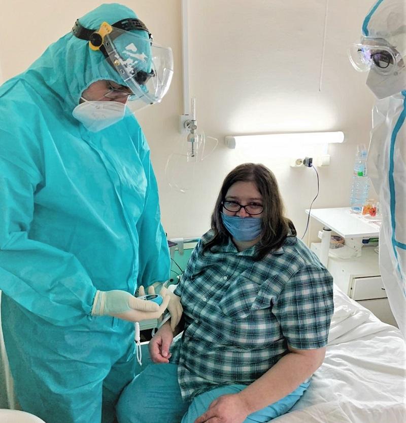 паловская больница коронавирус
